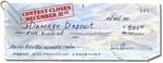 Damage Deposit Graphic