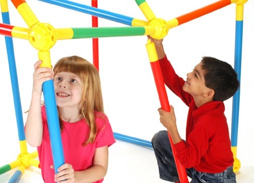 Large Construction Toys For Boys : Giant construction toy  toobeez debuts at please touch