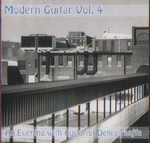 Modern guitar vol.4:an Evening with guitarist Denis Taaffe