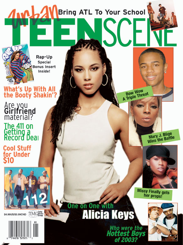 Teen Scene Magazine 73
