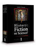 """""""History:Fiction or Science?"""" bookcover"""