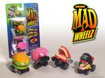 Mad Wheelz 2 pack