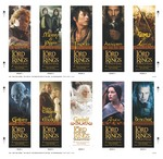 Lord of The Rings bookmarks