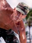 Lt. Col. Bob Weinstein, USAR (ret), Beach Training