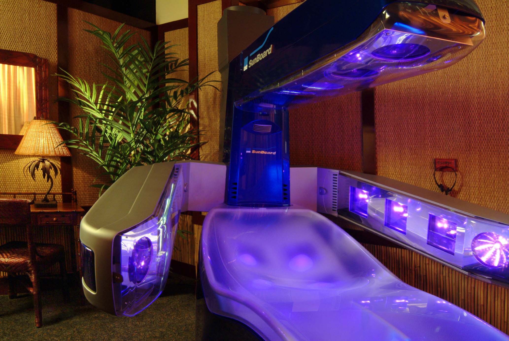 The Palms Tanning Resort Is The Official Tanning Salon Of