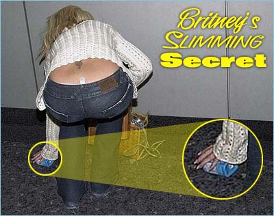 Britney's Slimming Secret Revealed?