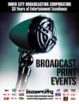 Inner City Broadcasting Corporation 33 Years of Entertainment Excellence