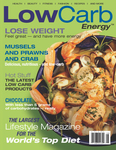LOW CARB ENERGY MAGAZINE - Cover concept