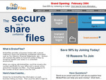 BrokerFiles.com Homepage