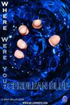Cerulean Blue Promotion Poster
