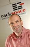 Photograph: Dominic Monkhouse, Managing Director, Rackspace Managed Hosting