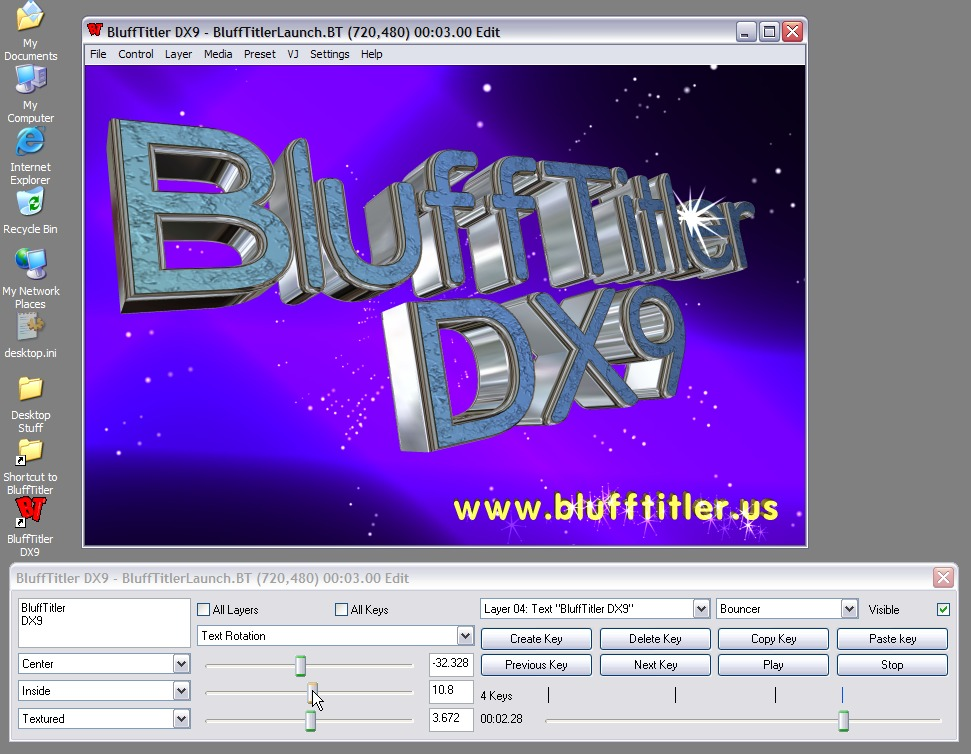 The BluffTitler Ultimate 14.1.0.6 Full Cracked With Keygen