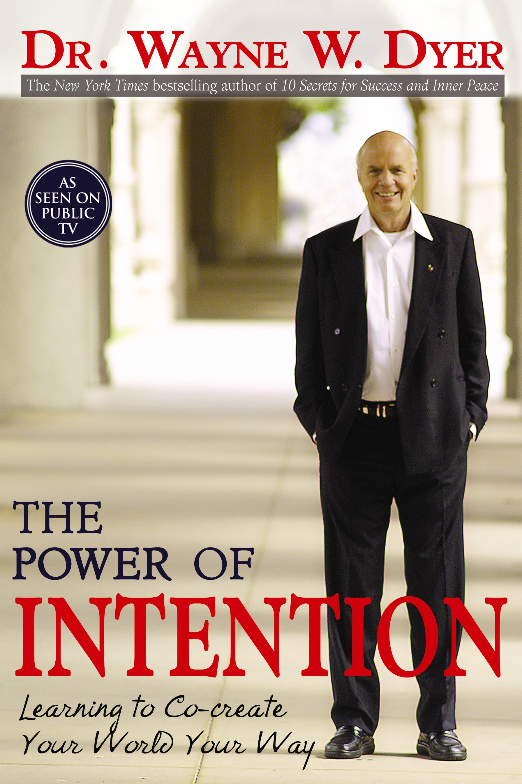 Power of Intention Wayne Dyer Book