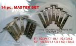 Master T-Dolly Set