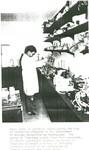 Danny Crane in Laboratory