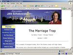 "Article ""Marriage Trap"" on the website of the U.S. Representative Jan Schakowsky"