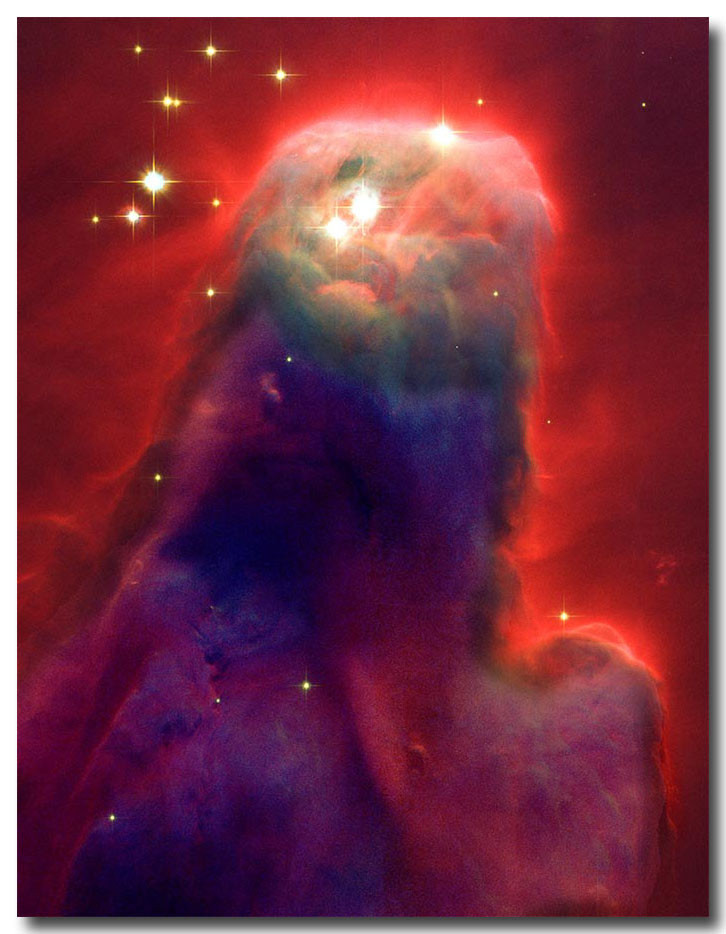 jesus seen by hubble - photo #2