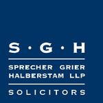 Logo: Sprecher Grier Halberstam Logo