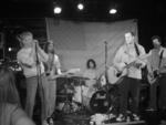 Lance Larson performs with Dramarama