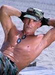 LT. COL. WEINSTEIN, BEACH TRAINING