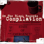 """""""State Of Emergency"""" Album Cover"""