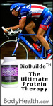 BioBuilde - New No Carb Protein Supplement