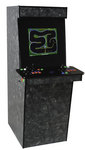 The ClassiCade Upright Arcade System