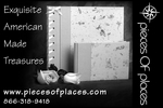 Pieces of Places ad in The New Yorker