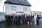 Partners and staff at Frazer Coogans Solicitors of Ayr, Ayrshire, Scotland