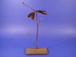 Single Bamboo Dragonfly with Stand