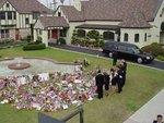 HI-POD shot of Reagan Family & shrine