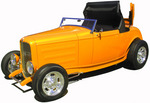 The Dearborn Deuce convertible with its innovative disappearing top