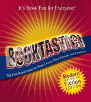 Image of the Booktastic!™ game box.