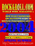 2004 ROCK&ROLL.COM Artists & Tour Guide