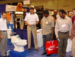 CleanSeat at Florida Restaurant Show