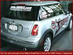Buffalo Sabres Mini Cooper