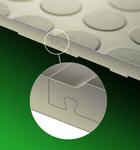 Tuff-Seal Advanced Interlocking Floor Tiles-Joint