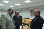 Iraq Prime Minister Iyad Allawi