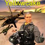 Yellowcake CD Cover Art