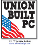 Union Built PC is the leader in the Union technology arena
