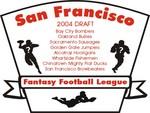 Fantasy Football Shirt Sample