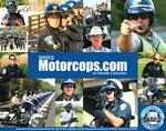2005 Motorcops.com Calendar Cover
