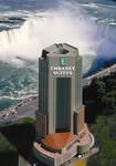 Embassy Suites Overlooking Niagara Falls