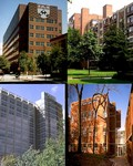 Research Buildings at the University of Pennsylvania
