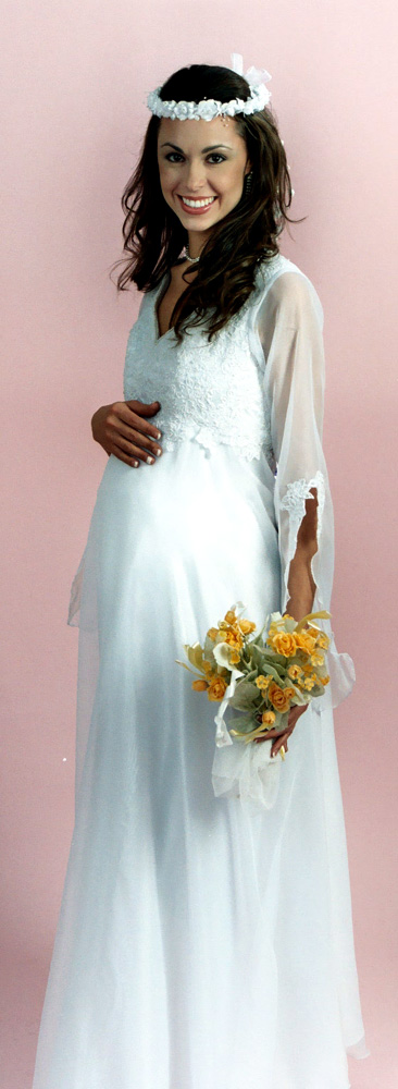 TeKay Designs Launches New Maternity Bridal Line