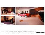 Saab Dealer Interior