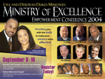 Ministry of Excellence Conference Ad