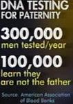 National stats about DNA testing