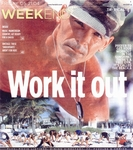 Lt. Col. Bob Weinstein, Cover of Miami Herald Magazine