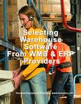 Selecting Warehouse Software from WMS and ERP Providers